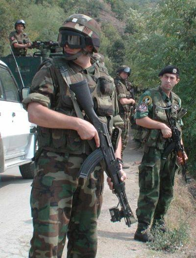Mladja111 Serbian Armed Forces Weapon Pack