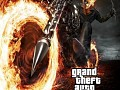 GTA SA GHOSTRIDER New  MOD