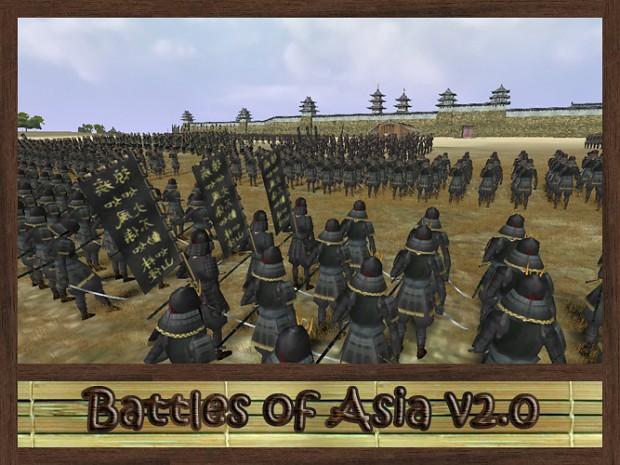 Battles of Asia v2.0