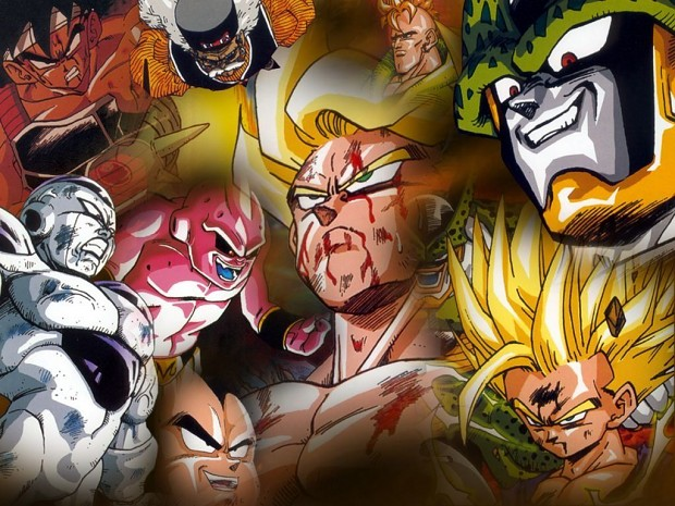 Dragon Ball Universe Release 1