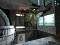 Mount Aperture - Chamber 05 RUINED - PORTAL 2 ONLY
