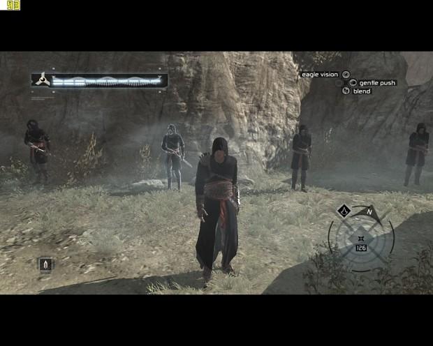 Black Assasin MOD (Beta)