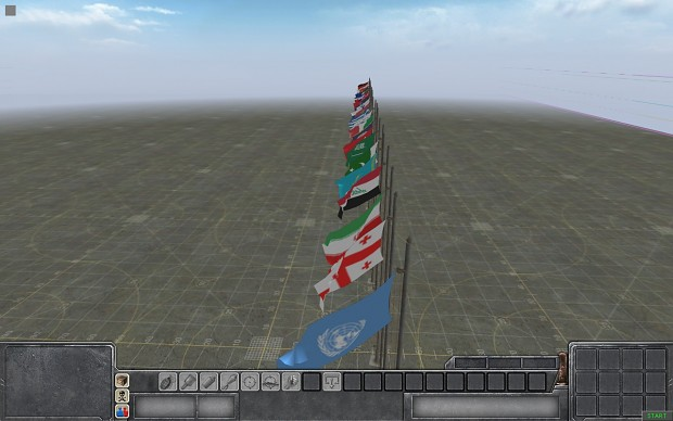 Modern Flag Addon 2