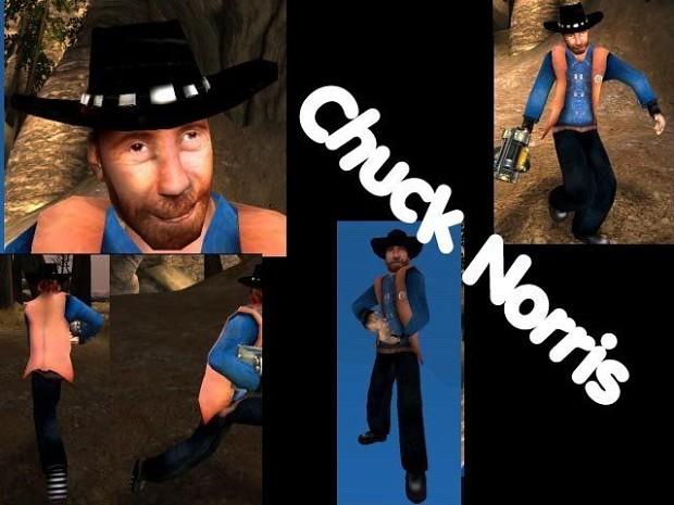 Chuck Norris Model