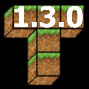 Terrablox 1.3.0 +tutorial