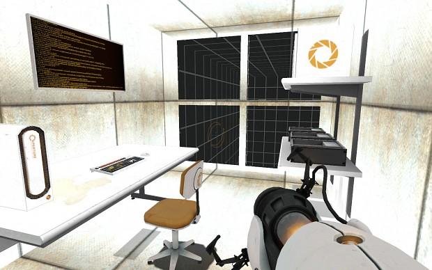 Portal Black Mesa's Side V1.0