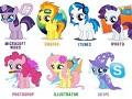 Pony Icons