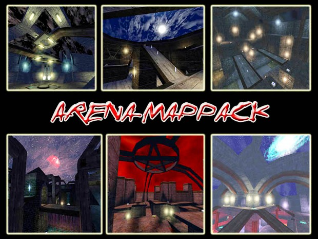 Arena Mappack