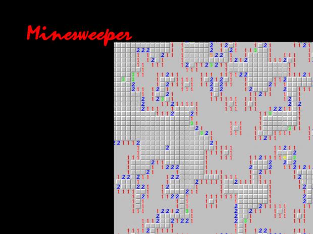 BBMinesweeper Build 1.4.1 Stable