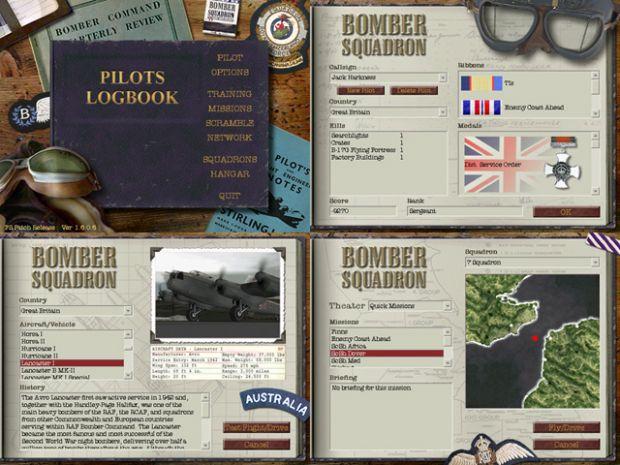 Bomber Squadron 1.6.0.7 GUI Variant v1