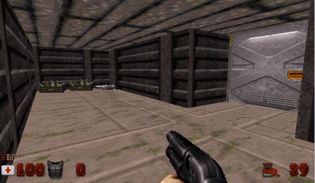 Nukem To The Grain - 1 Level Demonstration