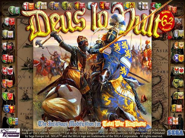 Deus lo Vult Kingdoms 6.0