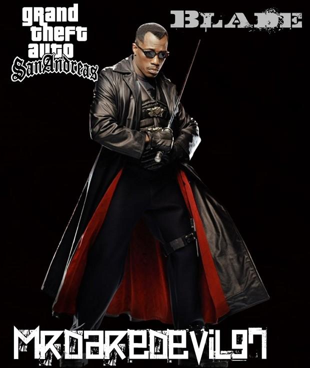 GTA SA Blade Mod