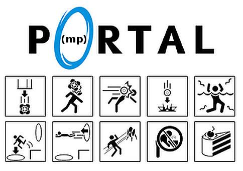 Portal MP - Basic Server Start Map