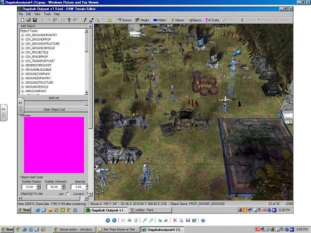 Dagobah Outpost v1.5