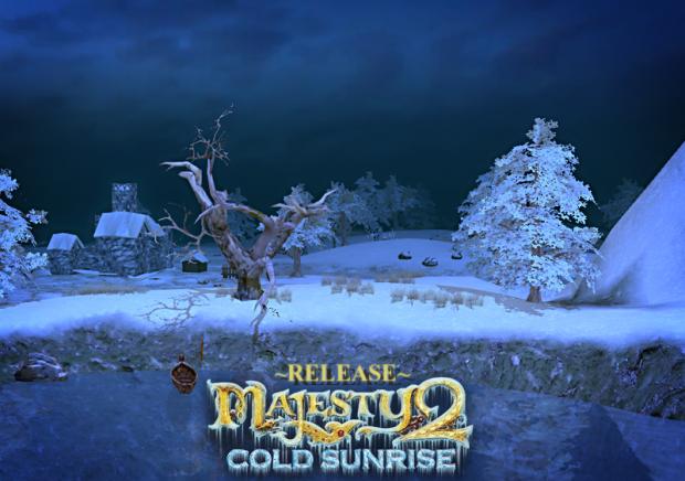 Majesty 2 : Cold Sunrise