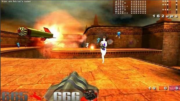 Quake3 Arena Tier666 Mod Version 3.0