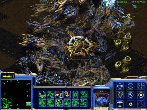 StarCraft II Mod v. 1.0.7