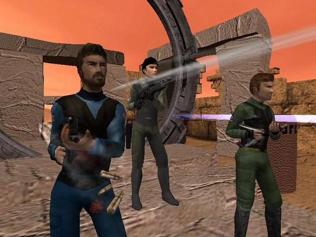Stargate Jedi Academy v1.0