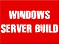 Windows Server Build [Outdated v1.00]