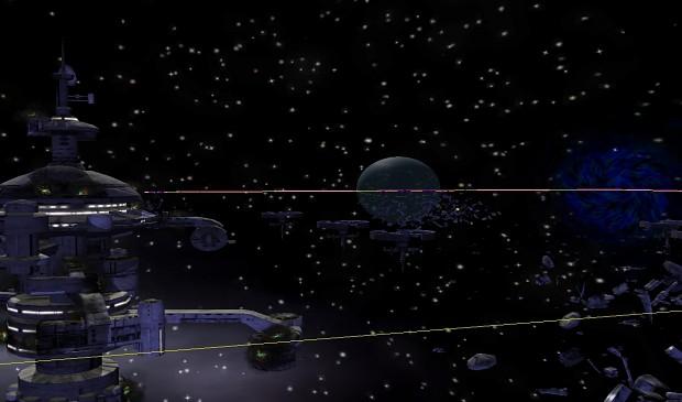 Planet Sizzle space GC