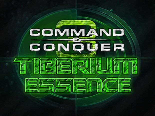 Tiberium Essence splash screen