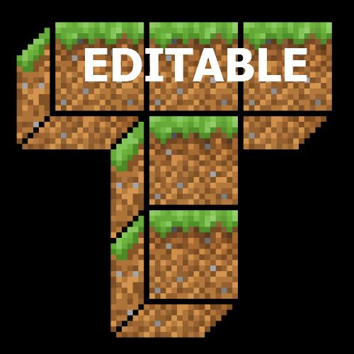Terrablox Editable