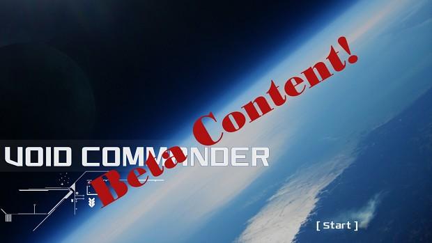 Void Commander Pre-Beta ZIP