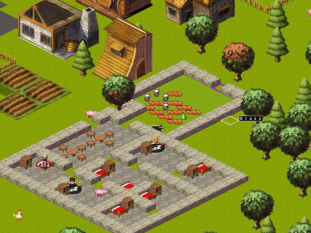 Towns 0.30 for Linux
