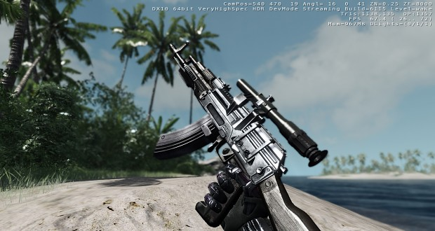 PSO-1 SVD Scope
