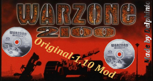Warzone 2100 - Original 1.10 Balance Version 1.0