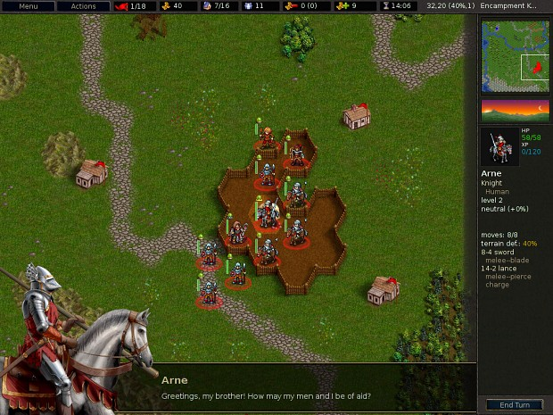 Battle for Wesnoth 1.8.6 Windows Installer