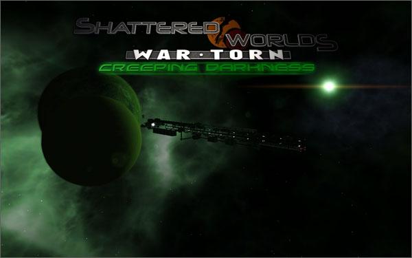 Shattered Worlds: War Torn Mod Version 1.6