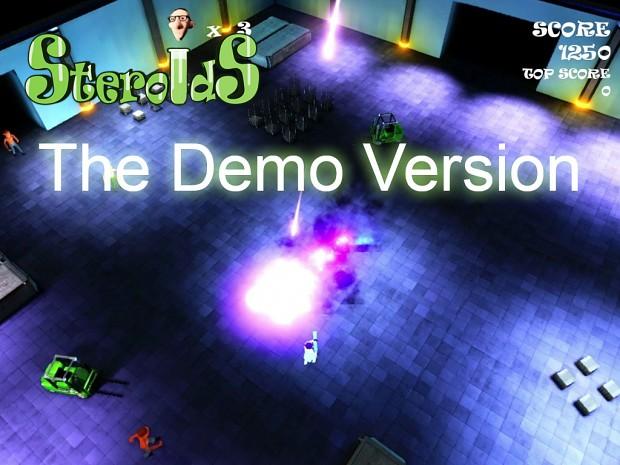 SteroidS: the demo version