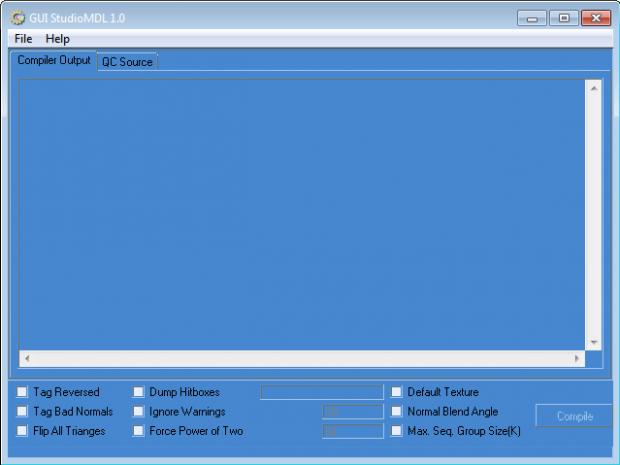 GUI Studio MDL 1.0