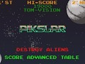 Alien vs Pikslar