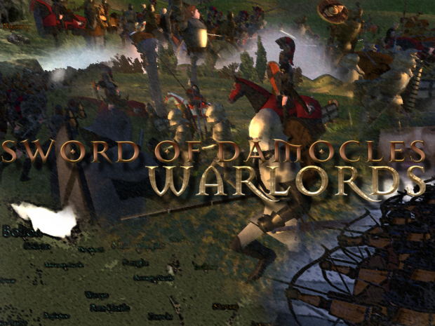 Sword of Damocles: Warlords (TC) v3.91b3f1 Patch