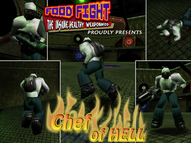 Chef of Hell