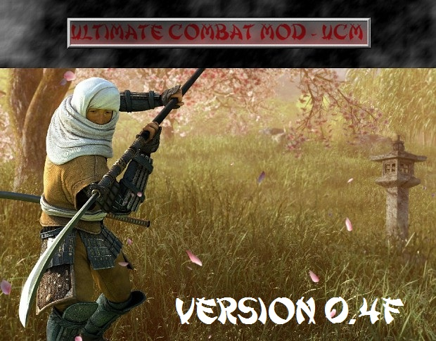 Ultimate Combat Mod - UCM 0.4F (no music)