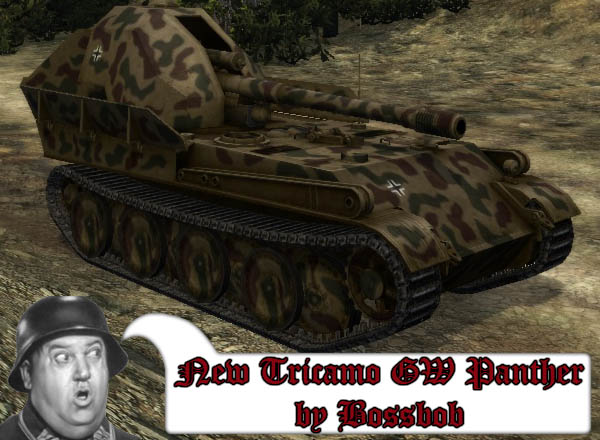 Tricamo GW Panther by Bossbob