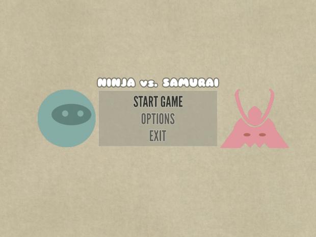 Ninja vs. Samurai v1.0 (Mac OSX)