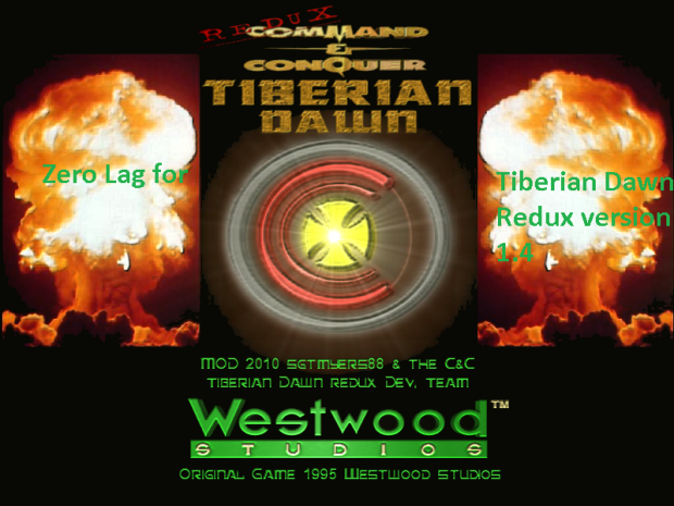Zero Lag 1.0 for Tiberian Dawn Redux 1.4