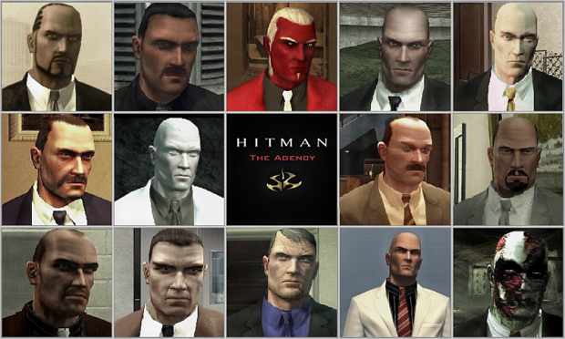 Hitman: The Agency