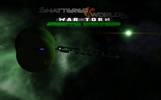 Shattered Worlds: War Torn Mod Version 1.62