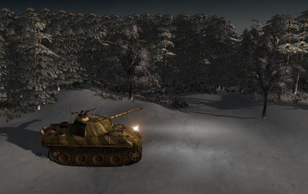 Panzer reskin for MOWAS