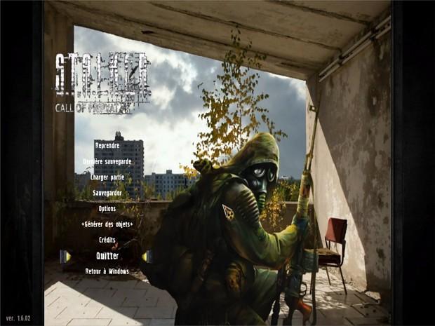 Call of Pripyat M.S.U