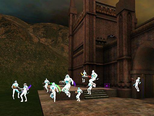 Quake3 Arena Hopper Mod Version 1.0