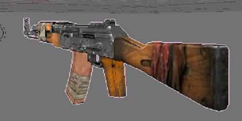 New settler rifle model! -by Domis4