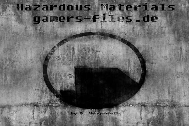 Half-Life Hazardous Materials Episode 1