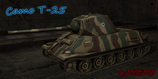 Camo T-25 by Bossbob